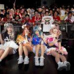 愛夢GLTOKYO、結成4周年記念ワンマン公演の場で、10月23日にメジャーデビューを発表!!。夏には、ふたたび海外遠征も決定!!
