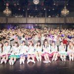 満員の観客が詰めかけた新宿ReNYワンマン公演の舞台で、TEARS-ティアーズ-がメジャーデビューを発表!!
