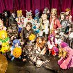MSTR(千聖)(Crack6/PENICILLIN)がHALLOWEEN時期に主催した盛大な仮装パーティ「Crazy Monsters~HALLOWEEN PARTY」の模様をここに再現! さらに「Crazy Monsters~春の祭典~」の出演者を発表!!
