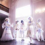 Scarlet ValseのドラマーYo-heyのBirthday Special Liveを二部構成、異なる衣装姿で開催!!