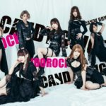 延期になっていたCANDY GO! GO!10周年公演を、4月8日に恵比寿LIQUIDROOMで開催。当日はライブ配信も決定!! チケット販売もスタート!!