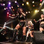 CANDY GO!GO!、クリスマスの夜にTSUTAYA O-WESTを真っ赤な熱狂の宴に染め上げた!!
