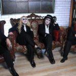 地獄から復活して3年、最狂メタルマスターCROWLEYが完全新曲アルバム「EVIL BRIDE」を七夕に発売。年に一度の逢瀬の日を選んだその理由とは…。